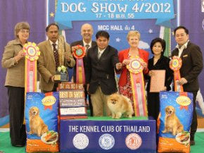 The Mall Championship Dog Show 4/2012(AB1)