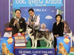The Mall Championship Dog Show 4/2012(AB2)