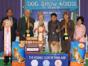 The Mall Championship Dog Show 4/2012(AB3)