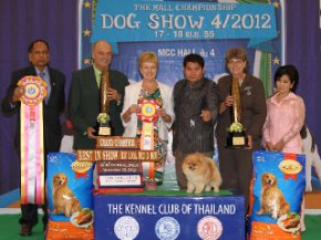 The Mall Championship Dog Show 4/2012(AB4)