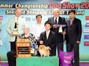 Summer Championship Dog Show 2011(AB4)