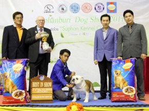 Suphanburi Dog Show 2011(AB2)