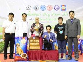 Suphanburi Dog Show 2011(AB3)