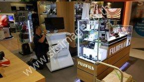 Power Buy เซ็นทรัล บางนา - Stand THETA Camera