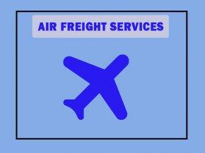 บริการขนส่งสินค้าทางเครื่องบิน
