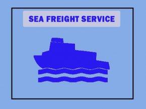 บริการขนส่งสินค้าทางเรือ