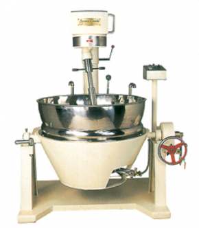 Semiautomatic Cooking Mixer Machine