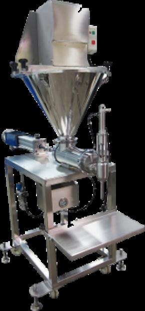Semiautomatic Paste Filling Machine