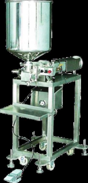Semiautomatic Liquid Filling Machine