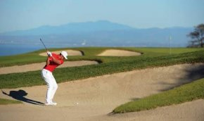 Fairway Bunker!