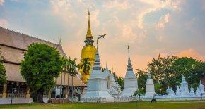 5 วัดไทยในเชียงใหม่ ที่ชาวต่างประเทศนิยมไปเที่ยว