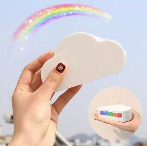 สบู่แคนดี้ทำฟองรูปก้อนเมฆ