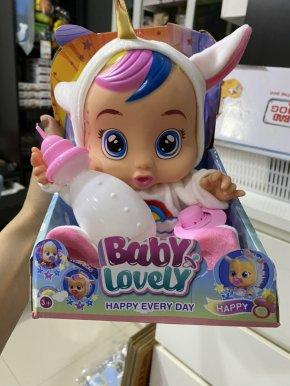 ตุ๊กตาเด็กร้องไห้ได้