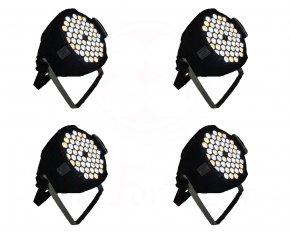 Set 2 เช่าไฟ Par LED แบบแสงขาว