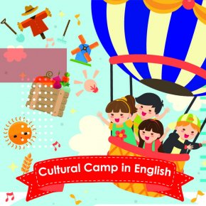 Cultural Camp in English in Srakaew Province during 23-24 November 2019