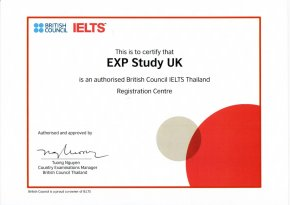 Application Service for IELTS Exam