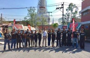Delong Road Show@ Nakonsritamarat