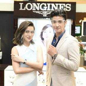Longines @ Siam Paragon Watch Expo 2021