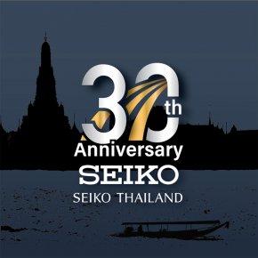SEIKO THAILAND 30th ANNIVERSARY