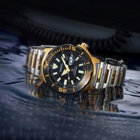 นาฬิกา SEIKO PROSPEX ZIMBE LIMITED EDITION