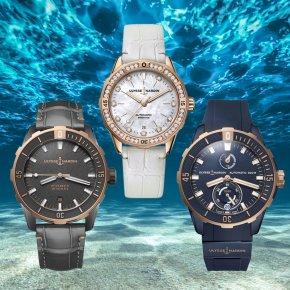 Ulysse Nardin - Diver Collection