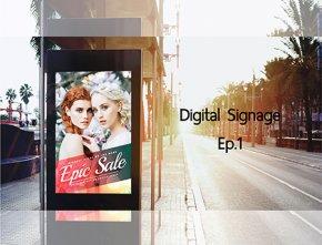Digital signage คืออะไร