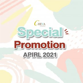 Special Promotion : Apirl 2021