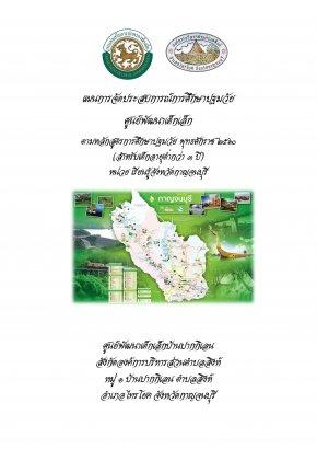 กิจกรรมการเรียนจากแหล่งเรียนรู้จังหวัดกาญจนบุรี