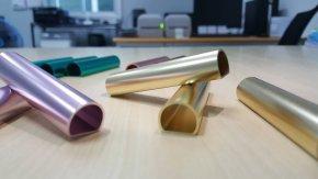 Anodizing aluminum