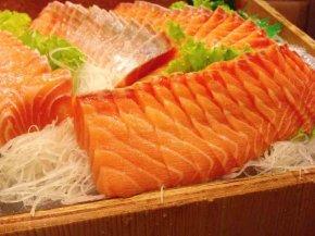 ซาชิมิ มิ เป็นอาหารที่ได้รสธรรมชาติอย่างแท้จริง