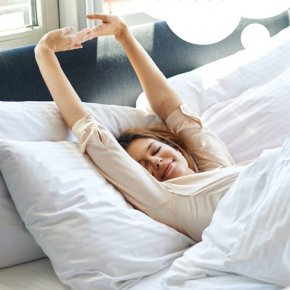 สุขอนามัยการนอนที่ดี
