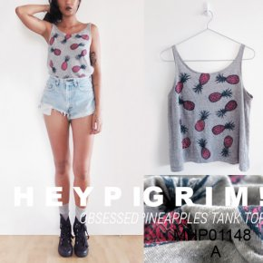 """HEY PILGRIM""WOMENS TANKTOP MADE TO ORDER PAGE 5"
