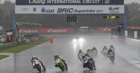 ระห่ำสายฝน!! ตี-โฟลท-เจมส์ ผงาดคว้าแชมป์ OR BRIC Superbike 2021 สนาม 3