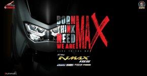 """All New Yamaha NMAX 155"" …Live to the MAX ที่สุดของสายพันธุ์แม็กซ์"
