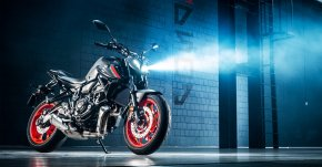 New Yamaha MT-07 Hyper Naked…Master of Torque : The Dark Side of Japan