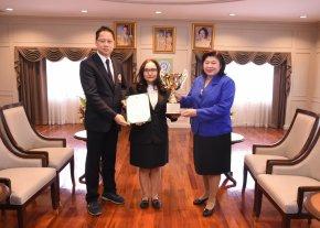 """วช. หนุนนักวิจัยไทย คว้ารางวัล Grand prize จากงาน  """"Seoul International Invention Fair 2020"""" (SIIF 2020)  ณ กรุงโซล สาธารณรัฐเกาหลี"""