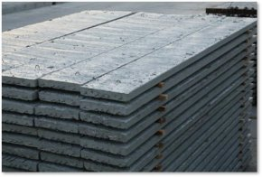 Prestressed Floor Planks