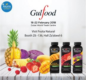 Fruita Natural @ Gulfood Innovation Award