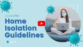 คำแนะนำสำหรับการแยกโรคผู้ป่วย ณ ที่พักอาศัย (HOME ISOLATION)