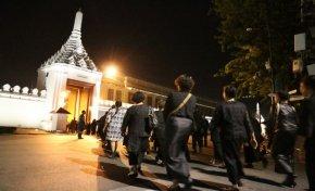 ชาวพิษณุโลก750คนเดินทางไปกราบพระบรมศพฯ