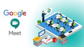 วิธีการประชุมทางวิดีโอกับ Google Meet
