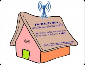 สถานีวิทยุแม่จริมวิลล่าเรดิโอ FM 106.25 MHz น่าน