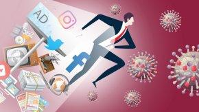 วิกฤติอุตสาหกรรมสื่อ-โฆษณา ฝ่าวงล้อมโควิด