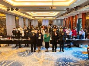 """ป.ป.ช. จัดการประชุมเชิงปฏิบัติการแลกเปลี่ยนเรียนรู้โครงการเยาวชนไทย """"ไม่ลอกการบ้าน ไม่ลอกข้อสอบ"""""""