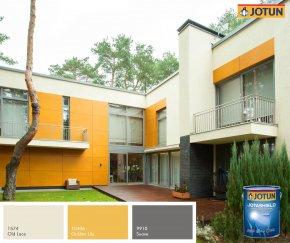 เทคนิคการเลือกสีทาบ้าน