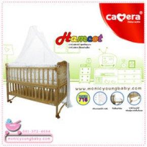 วิธีประกอบเตียงไม้ W-689-set Camera Baby Wooden Bed
