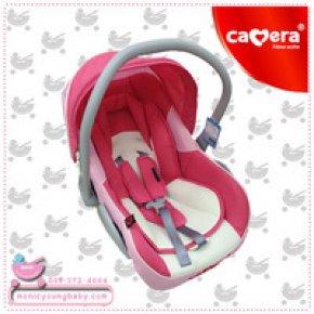 วิธีติดตั้งคาร์ซีทกระเช้า ZION C-CS-332 Camera Baby Carseat