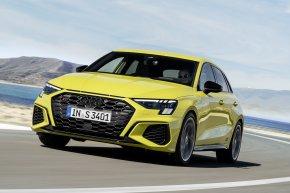 AUDI S3 Sportback || Hot Hatch บ้าพลัง 0-100 กม./ชม. รอเพียง 4.8 วินาที