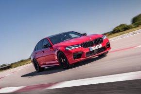 BMW M5 Competition || พร้อมแล้ว สำหรับเวอร์ชันไมเนอเชนจ์ [F90 LCI]