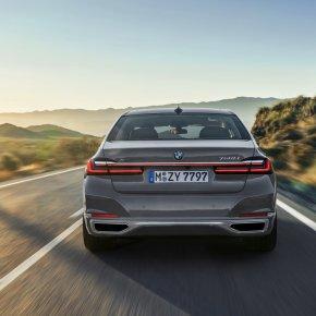 BMW 7 Series โมเดลปี 2020